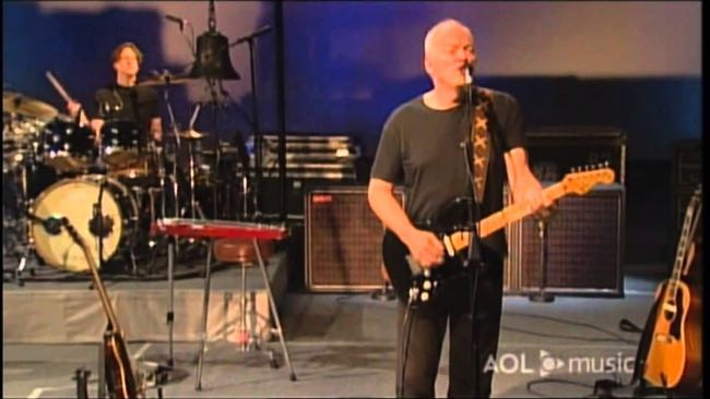 Live From Abbey Road David Gilmour x650