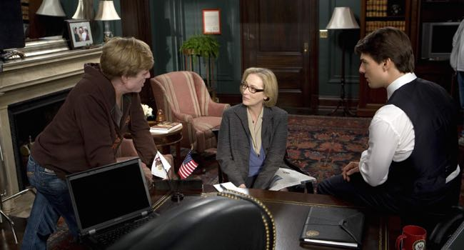 film review robert redford�s �lions for lambs� ray