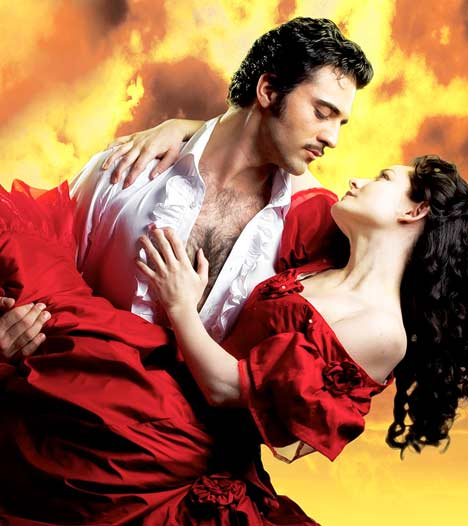 'Gone with the Wind' musical 2