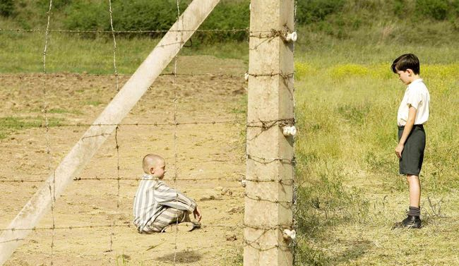 The Boy in the Striped Pajamas x650