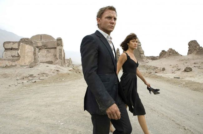 Quantum of Solace x650