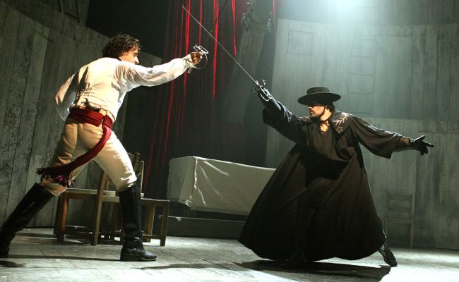 Zorro the Musical at the Garrick Theatre