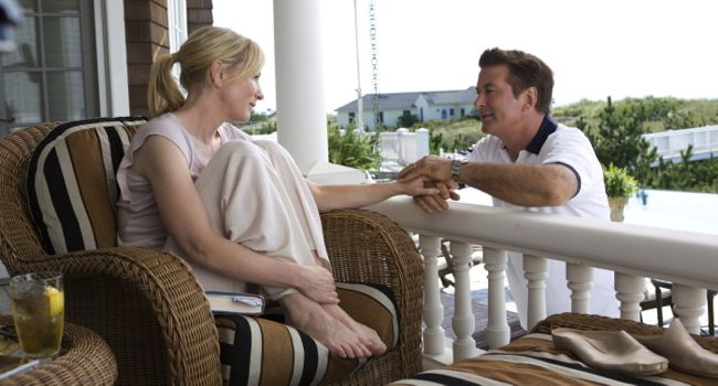Cate Blanchett and Alec Baldwin in 'Blue Jasmine'