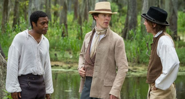 Fox '12 Years a Slave' Cliff