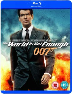 'The World is Not Enough' Blu-ray x250