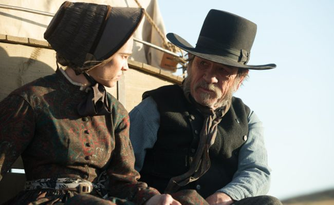 'The Homesman' 1 x650