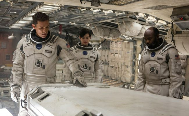 Warner 'Interstellar' 1 x650