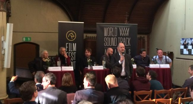 Wim De Witte introduces WSA press conference
