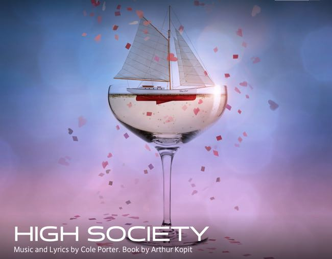 High Society poster x650